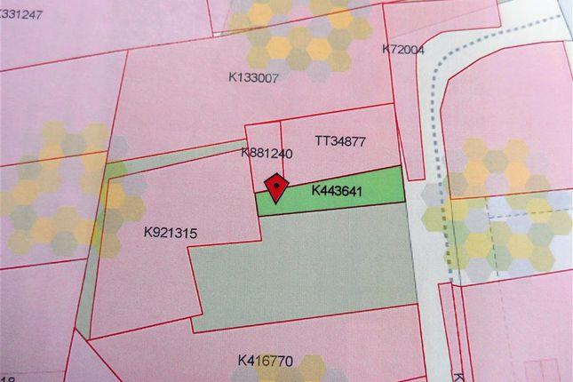 Title K443641 of Valley Lane, Meopham, Gravesend, Kent DA13