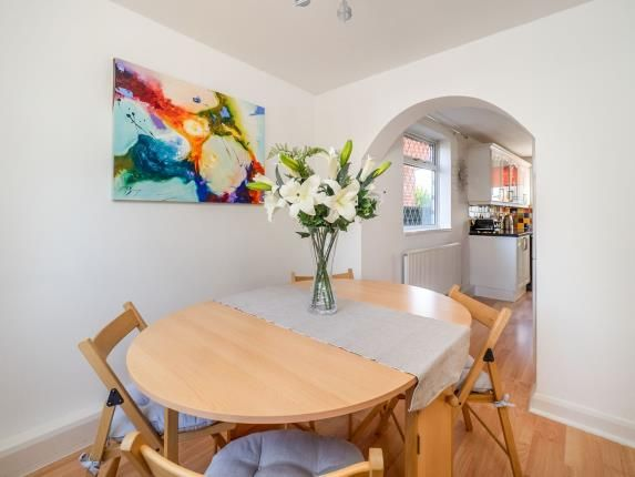 Dining Room Of Lilac Crescent Beeston Nottingham NG9