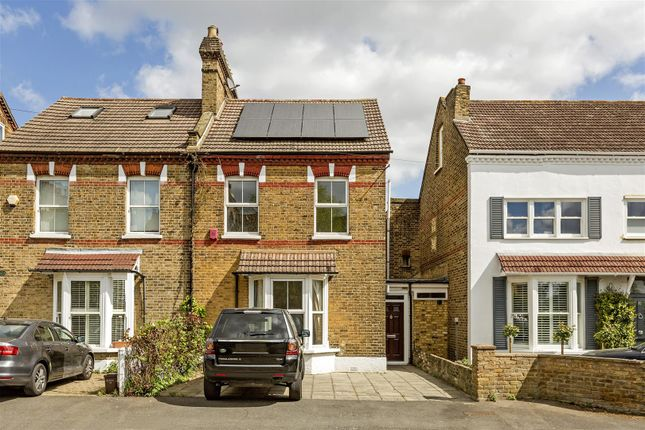 Thumbnail Semi-detached house for sale in Courthope Villas, London