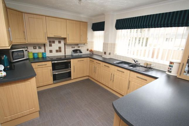 Thumbnail End terrace house for sale in Woodend, Kingswood, Bristol