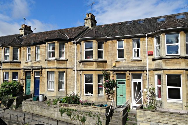 Thumbnail Terraced house for sale in Hayes Place, Bear Flat, Bath