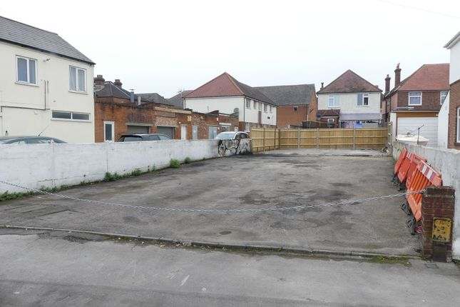 Thumbnail Land to rent in Lumsden Avenue, Shirley, Southampton