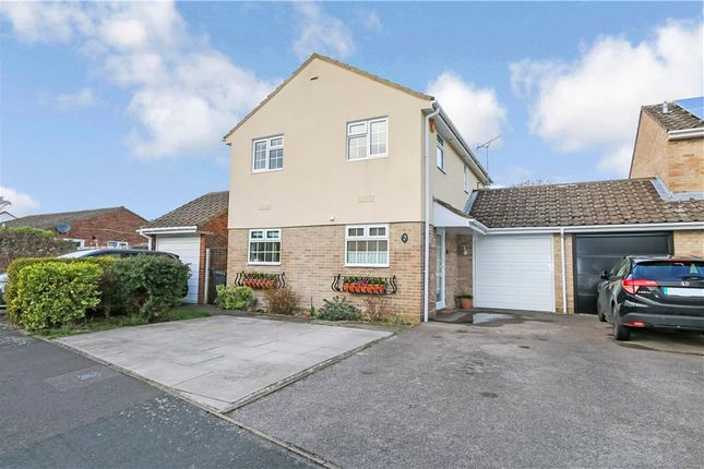 Thumbnail Detached house for sale in Emmett Road, Rownhams, Southampton, Hampshire