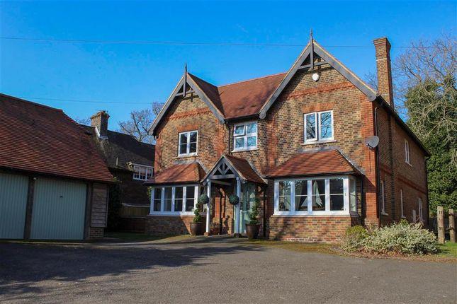 Thumbnail Detached house for sale in Myrtle Road, Crowborough, East Sussex