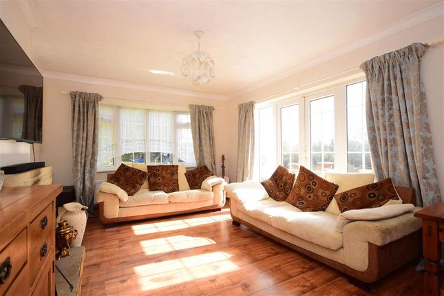 Detached bungalow for sale in High Road, Epping, Essex