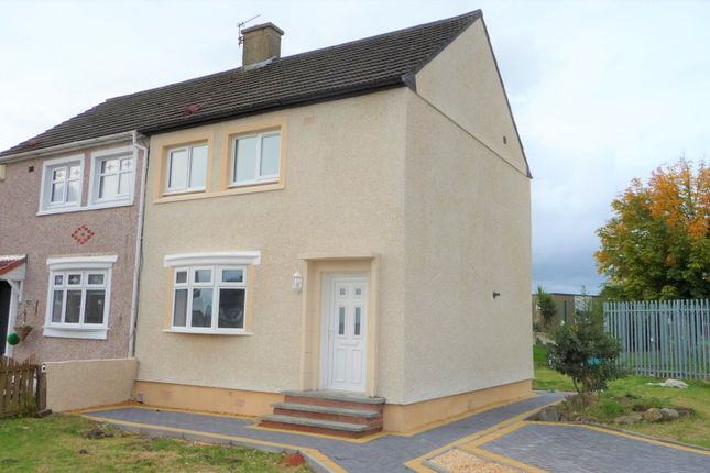 Thumbnail Semi-detached house for sale in Melrose Avenue, Motherwell