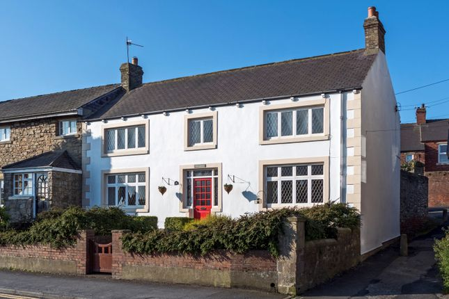 Thumbnail Terraced house for sale in Front Street, Burnopfield, Newcastle Upon Tyne