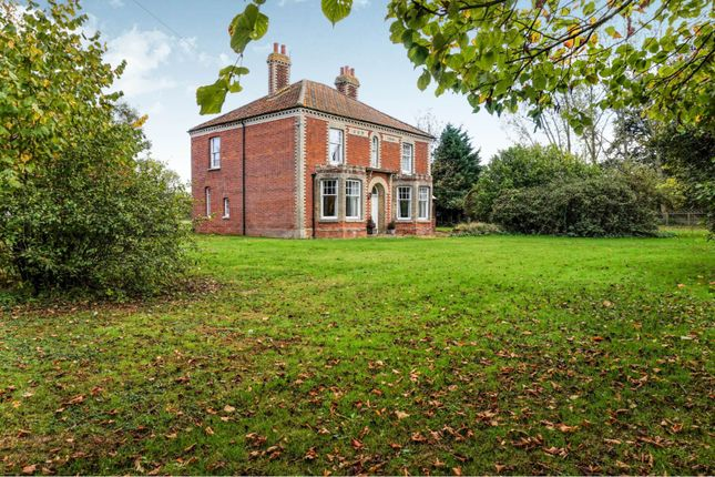 Thumbnail Detached house for sale in The Common, Botesdale, Diss