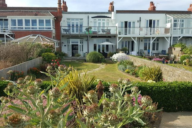 Thumbnail Terraced house for sale in Marina Court Avenue, Bexhill On Sea