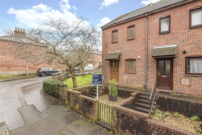 Thumbnail Terraced house to rent in Sussex Street, Winchester, Hampshire