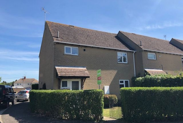 Thumbnail End terrace house for sale in Butlers Field, Lechlade