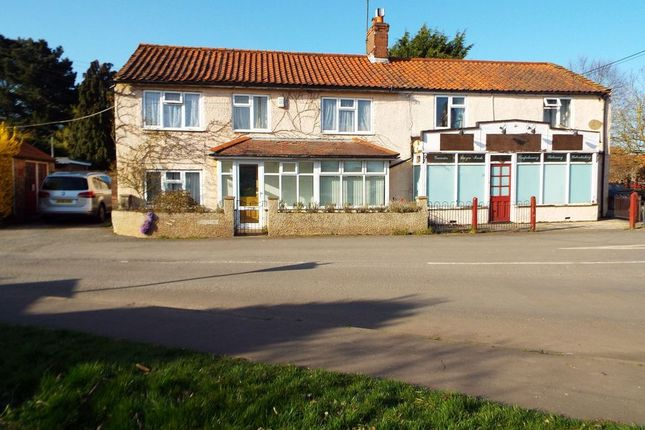 Thumbnail Detached house for sale in Chapel Lane, Beeston, King's Lynn