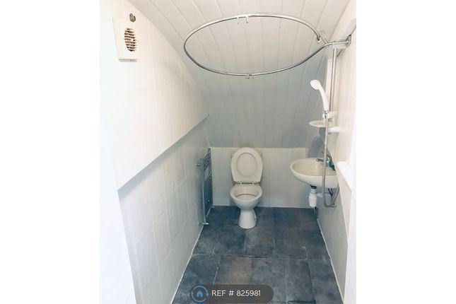 Bathroom (Wc, Sink & Shower)