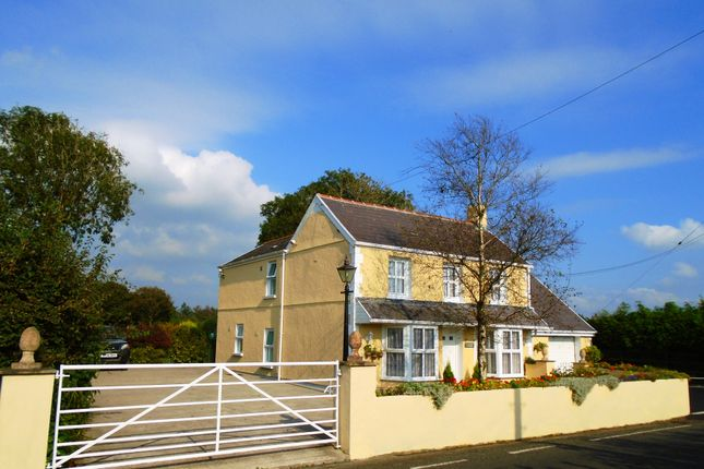 Thumbnail Detached house for sale in Cottage, Llannon, Llanelli, Carmarthenshire, West Wales