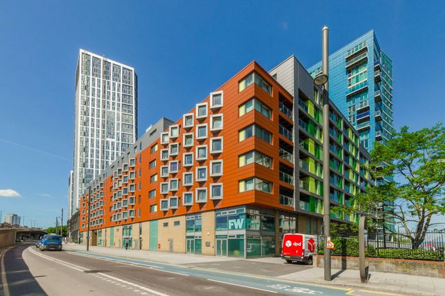 Thumbnail Flat to rent in John Wetherby Court, Stratford
