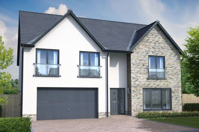 """Thumbnail Detached house for sale in """"Mitchell"""" at Malletsheugh Road, Newton Mearns, Glasgow"""
