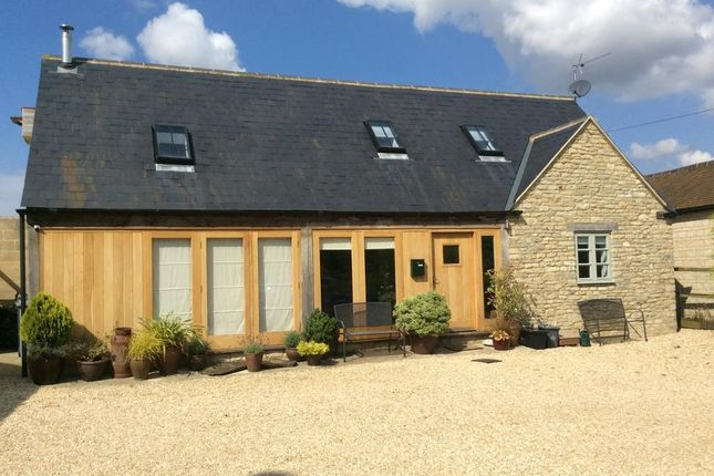 Thumbnail Detached house to rent in North Street, Aston, Oxon