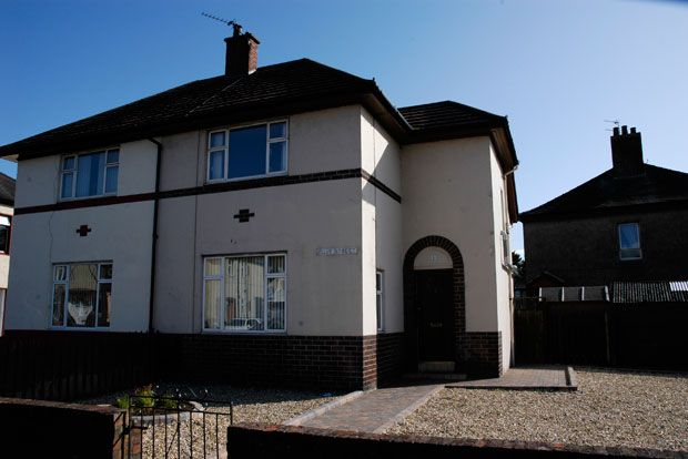 Thumbnail Semi-detached house to rent in Ross Street, Ayr, South Ayrshire, 9Pl