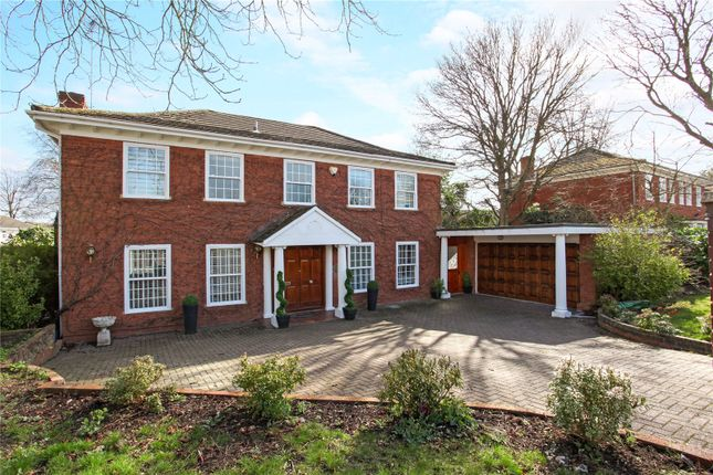 Thumbnail Detached house for sale in Illingworth, Windsor