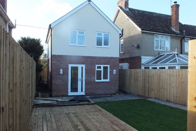 Thumbnail Detached house for sale in Wynsome Street, Southwick, Trowbridge, Wiltshire