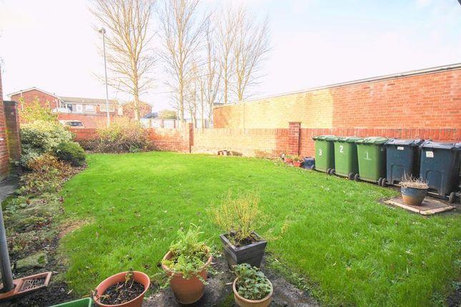 Garden of Scotland Court, Winlaton, Blaydon-On-Tyne NE21