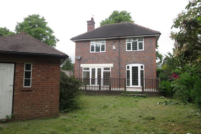 Thumbnail Detached house for sale in The Avenue, Hartshill, Stoke-On-Trent