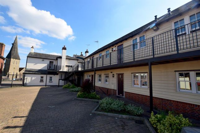 Thumbnail Flat for sale in Courtaulds Mews, High Street, Braintree