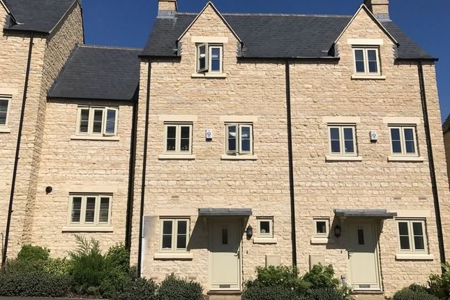 Thumbnail Town house for sale in Middle Mead, Cirencester