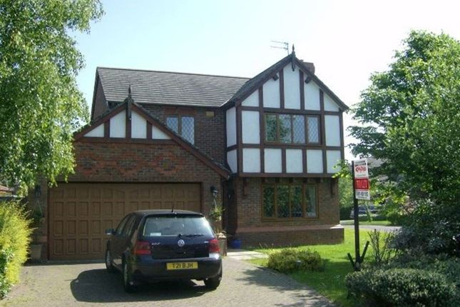 Thumbnail Detached house to rent in Fletcher Drive, Bowdon, Cheshire