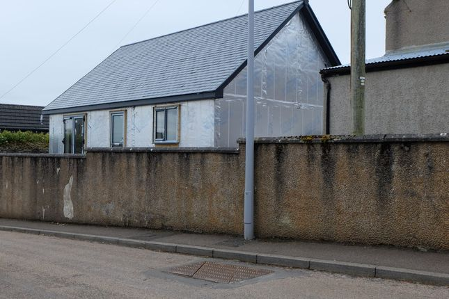 Thumbnail Bungalow for sale in New Build Opportunity, Rose Street, Thurso