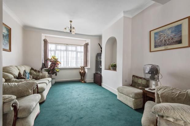 Thumbnail Semi-detached house for sale in Stanford Way, London