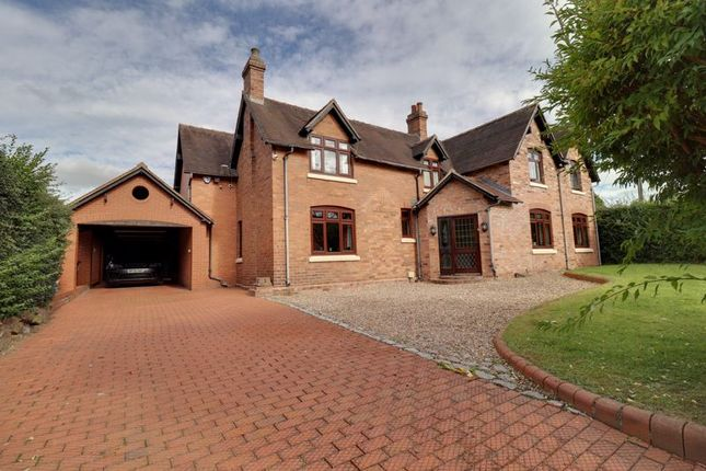 5 bed detached house to rent in Muxton Lane, Muxton, Telford TF2