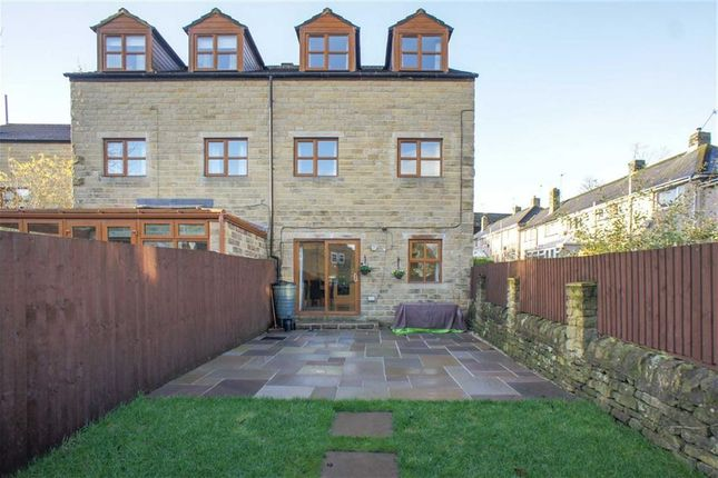 Thumbnail Semi-detached house for sale in Carriage Fold, Cullingworth, West Yorkshire
