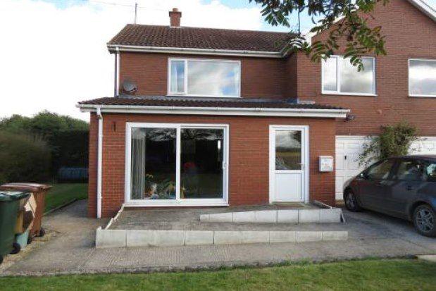 Thumbnail 4 bed property to rent in Ryton Rigg Road Ryton, Malton