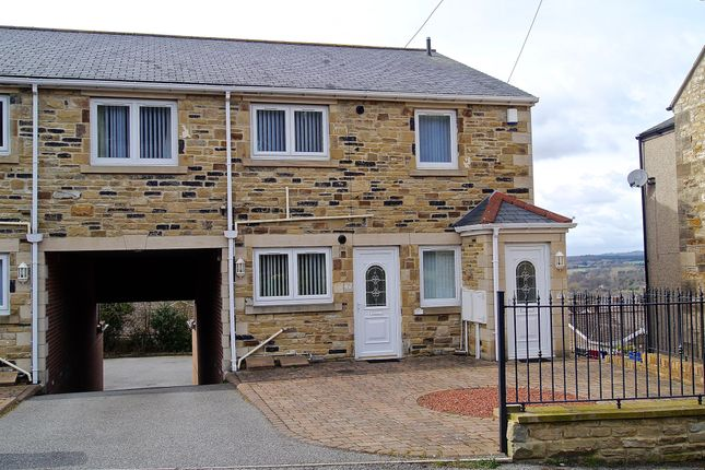 Thumbnail Flat to rent in New Ridley Road, Stocksfield