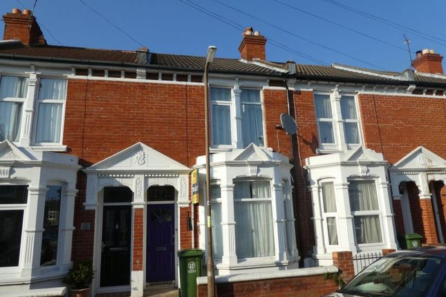 Thumbnail Property to rent in Empshott Road, Southsea