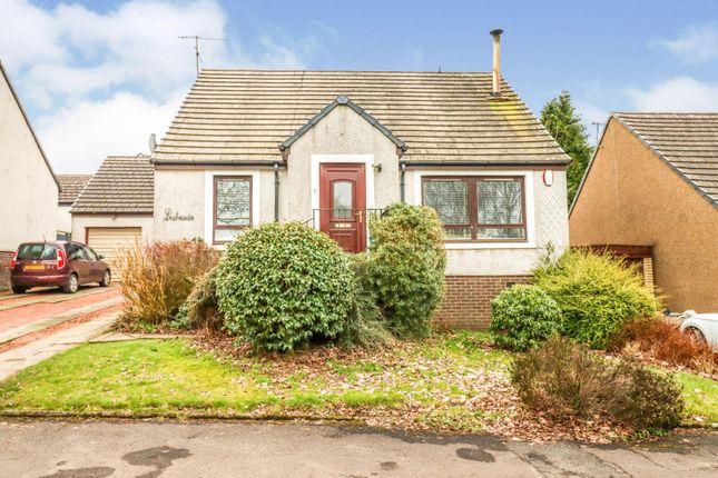 Thumbnail Detached bungalow for sale in Baron Court, Buchlyvie