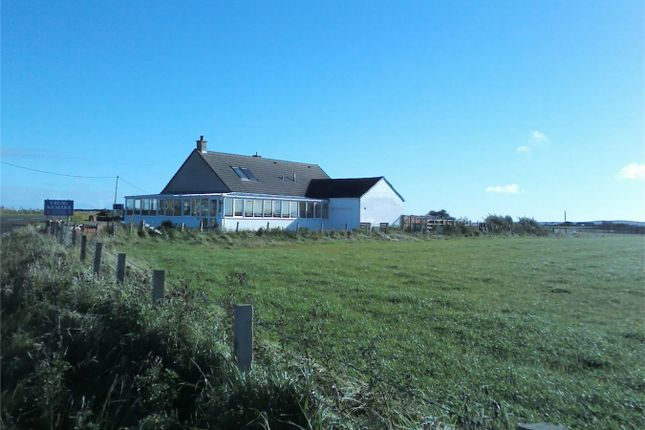 Thumbnail Commercial property for sale in Creag Na Mara, East Mey, Highland