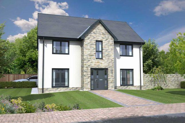 "4 bed detached house for sale in ""Guimard"" at Mid Calder, Livingston EH53"