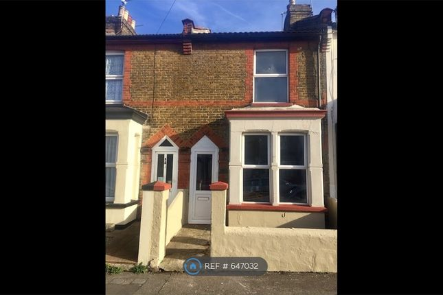 Thumbnail Terraced house to rent in Chaucer Road, Gillingham