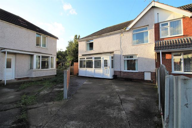 3 bed semi-detached house for sale in West Place, Bentley, Doncaster, South Yorkshire DN5