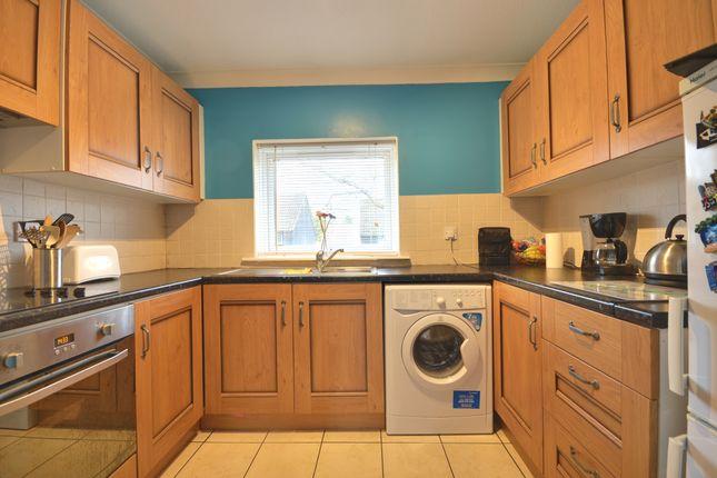 Thumbnail Flat to rent in Hetherington Way, Ickenham