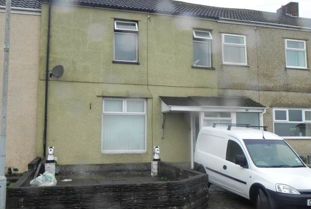 Thumbnail Property to rent in Llanerch Road, Bonymaen, Swansea