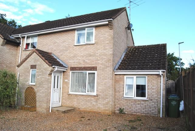 Thumbnail Semi-detached house for sale in Kings Lynn, Norfolk
