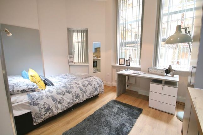 Thumbnail Room to rent in 2 Bedroom Apartment, The Orbital, Canning Circus, Nottingham