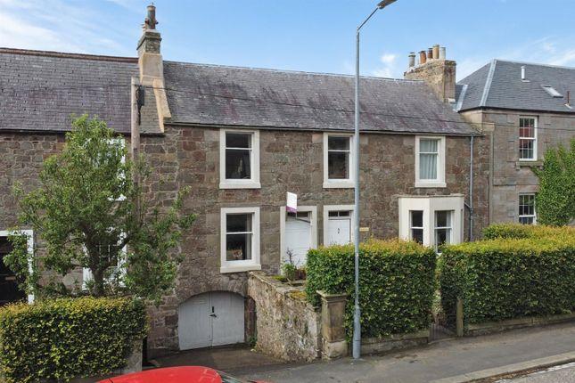 Thumbnail Terraced house for sale in The Rowans, High Street, Ayton, Eyemouth