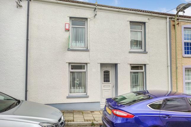 Thumbnail Terraced house for sale in Libanus Street, Merthyr Tydfi, Mid Glamorgan