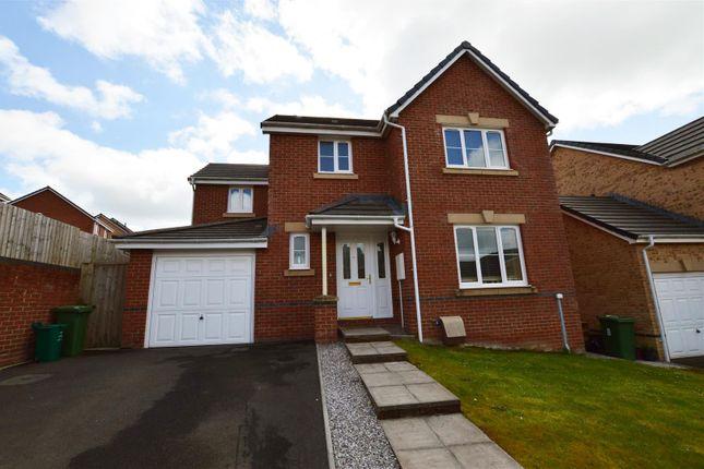 Thumbnail Detached house for sale in Ffordd Y Dolau, Llanharan, Pontyclun
