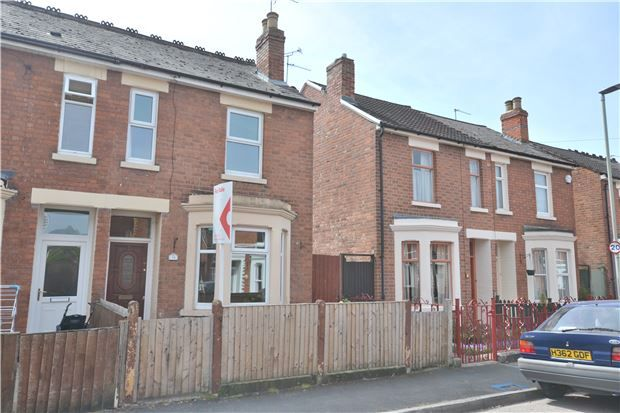 Thumbnail Semi-detached house for sale in Tudor Street, Gloucester