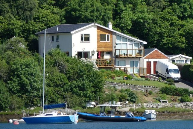 Thumbnail Detached house for sale in Ardtornish The Bay, Tayvallich